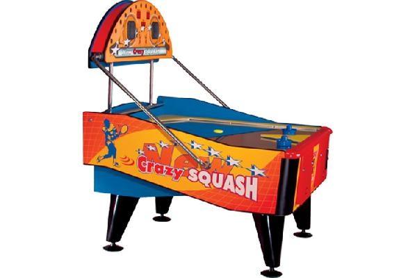 Crazy Squash